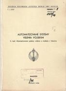 kolektív- Automatizované systémy velenia vojskám 3.