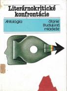 kolektív- Literárnokritické konfrontácie